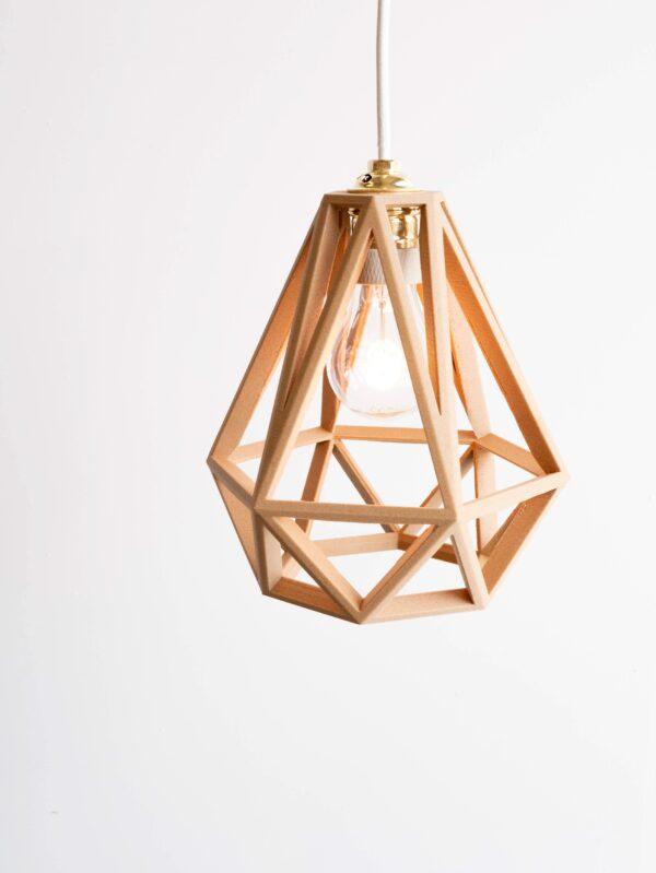 Diamond Pendant Light