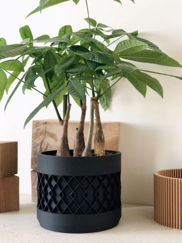 Large Indoor Planter - AZTEK