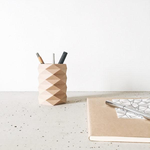 ORIGAMI pen holder
