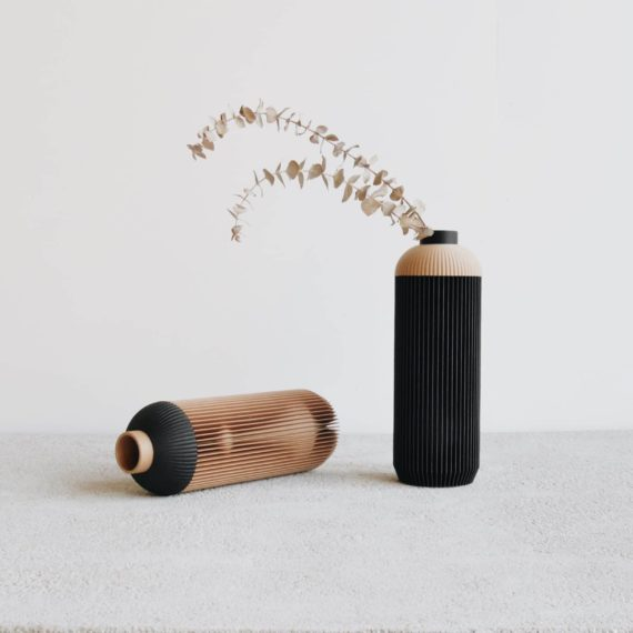 Vase Ondes 7 Minimum Design